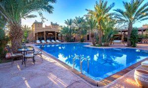 Hotel Chez le pacha, M'hamid, Sahara
