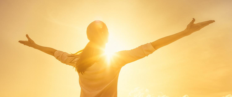 Energie und Lebensfreude, Sinn und Balance