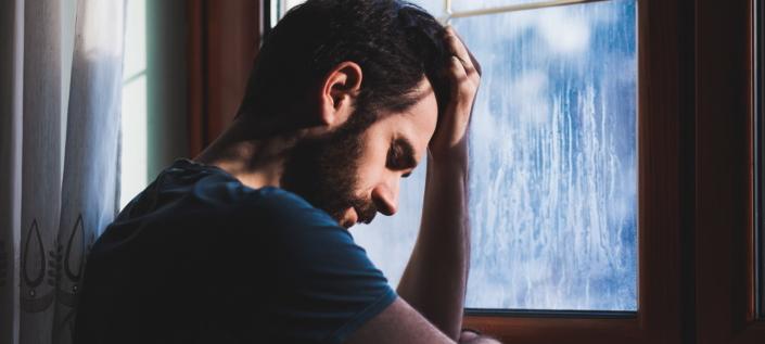 Eine Lebenskrise kannst du an vielen Symptomen erkennen